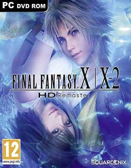 تحميل لعبة FINAL FANTASY X/X-2 للكمبيوتر