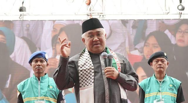 Din Syamsuddin Setuju Perppu Corona Digugat ke MK