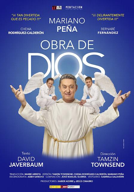 """""""Obra de Dios"""" en Cabra"""