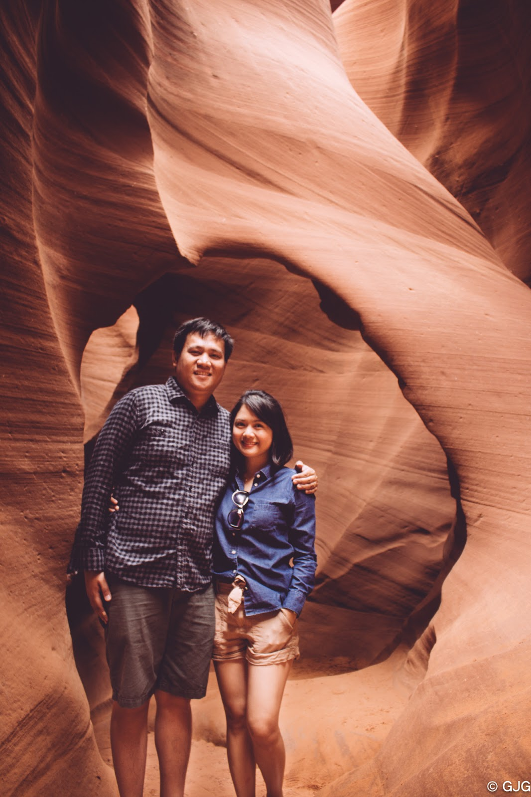 Lower Antelope Canyon Page, Arizona USA