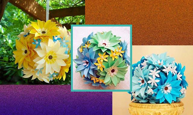 Cara Membuat Bunga Dari Kertas Lipat Inspirasi Dan Tutorial Kerajinan Unik