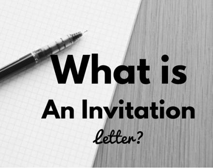 Formal Invitation Letters : Pengertian, Expressions, Generic Structure, Karakteristik dan Contohnya