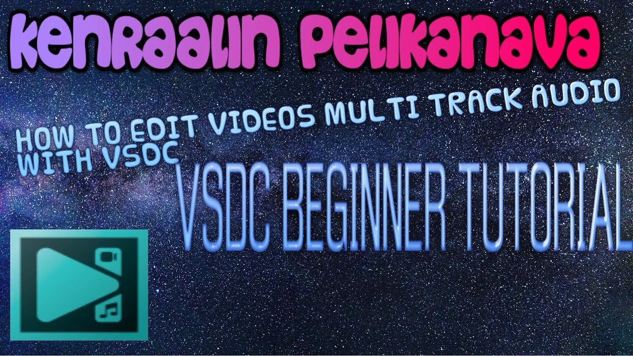 Yout Youtube Audio Edit Vsdc | Univerthabitat
