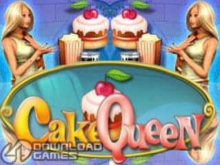 لعبة ملكة الكيك Cake Queen للكمبيوتر
