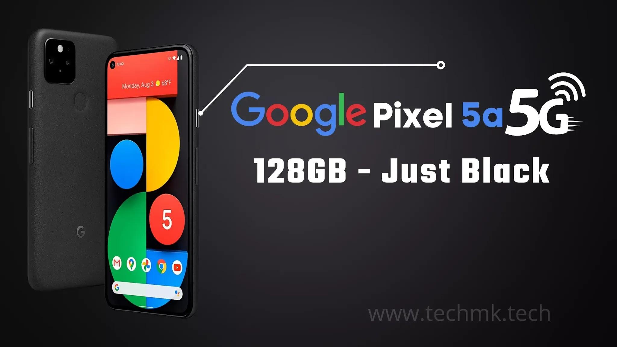 Google-pixel-5a