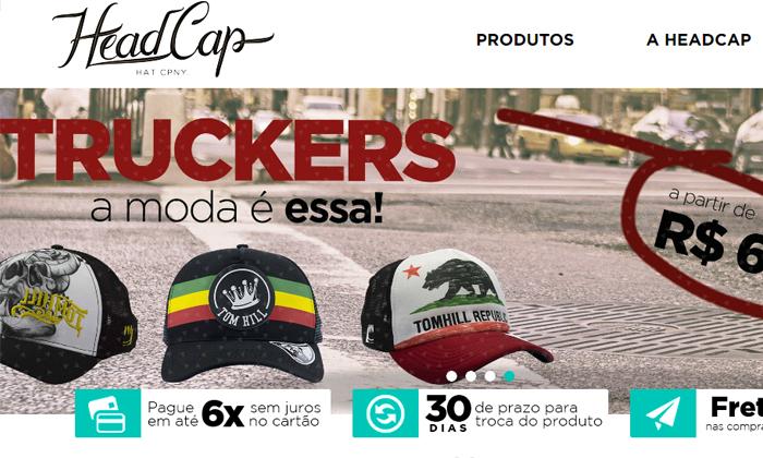 A Head Cap é uma Hat Company que eu não conhecia até pesquisar para esse  post de0ea43cd98