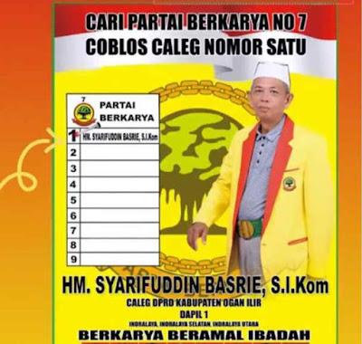 HM Syarifuddin Basrie : Separuh Penghasilan Dewan Akan Diinvestasikan ke Koperasi Rakyat Desa