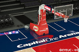 NBA 2K20 State Farm Arena by Looyh and YKWL