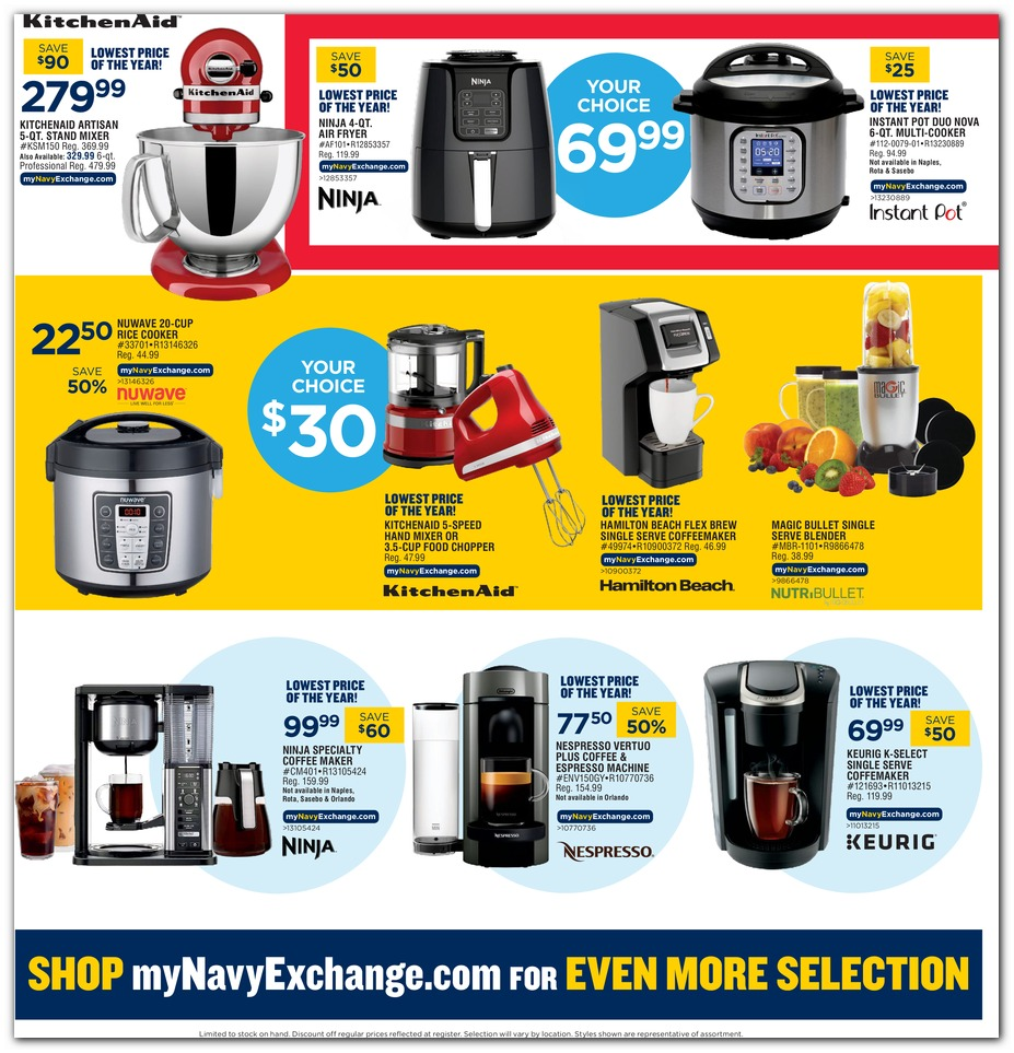 Navy Exchange Black Friday 2019 page 15