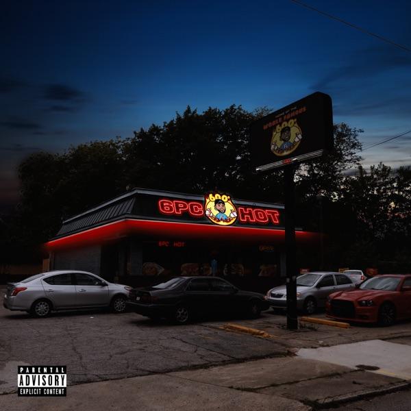 6LACK – 6PC Hot (EP)