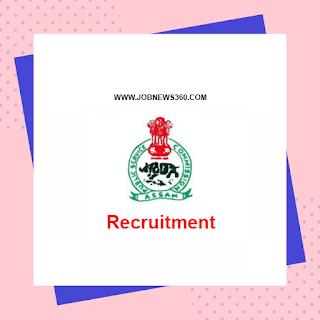 APSC Recruitment 2020 for Assistant Engineer (Civil)
