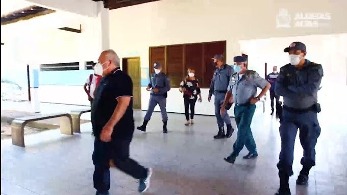Anunciada oficialmente a implantação da escola cívico - militar na rede pública municipal de ensino de Aldeias Altas