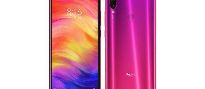 Spesifikasi: dan Harga Terbaru Xiaomi Redmi Note 7