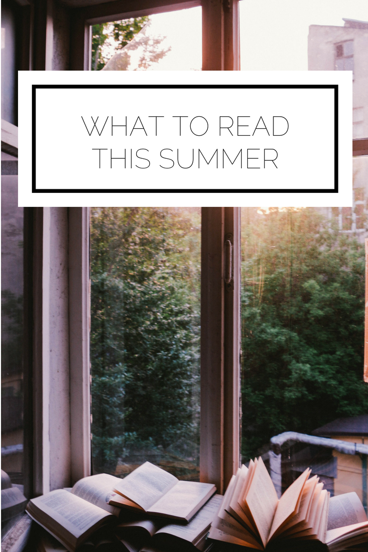 Click to read now or pin to save for later! Looking for some summer reading inspiration? Look no further. Here are the top books to pick up