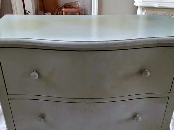Dresser Upcycle with Labeled Drawers