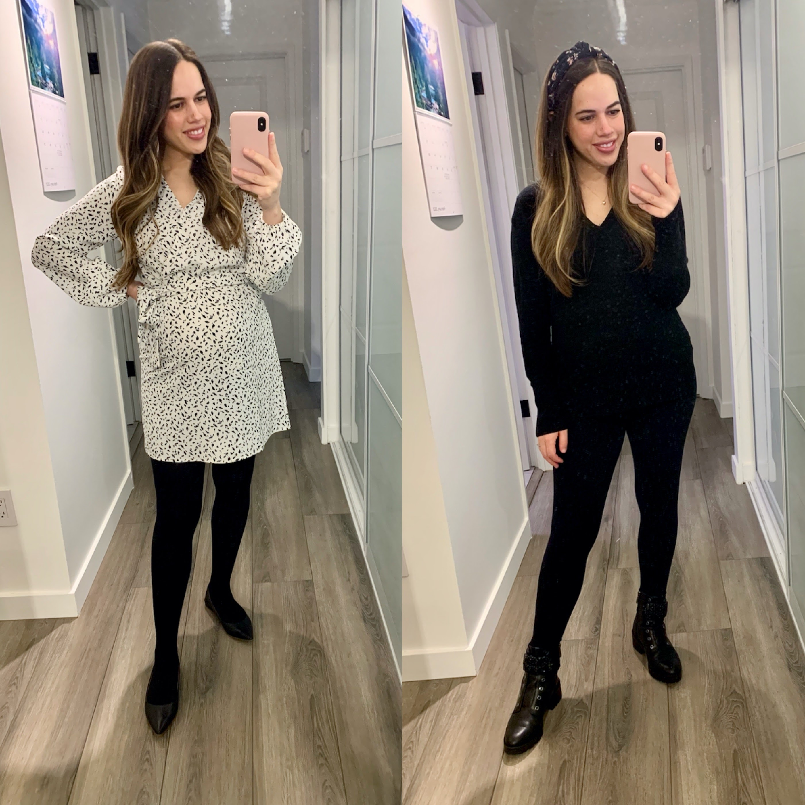 Jules in Flats - What I Wore to Work in February (Business Casual Workwear on a Budget) Week 1