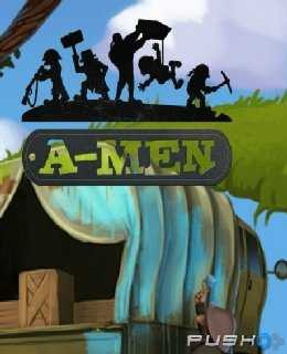 A-Men wallpapers, screenshots, images, photos, cover, poster