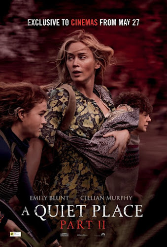 A Quiet Place Part II (Web-DL 720p Dual Latino / Ingles) (2021)