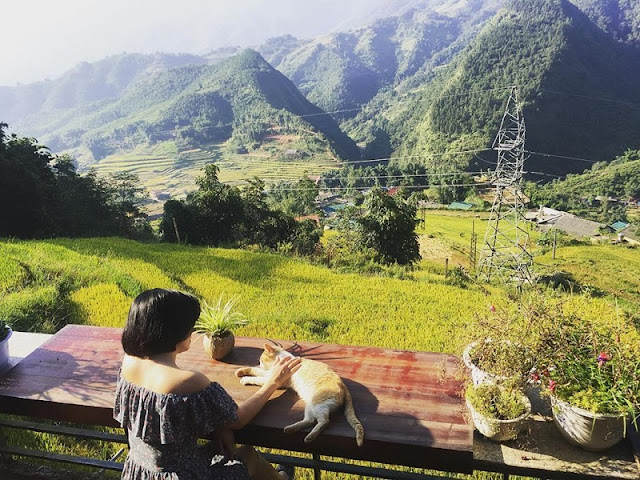 Top 5 most beautiful view cafes in Sapa 2
