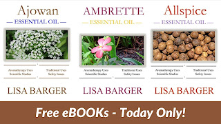 Aromatherapy monographs from Essential Oil Database