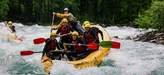 Rishikesh - River Rafting