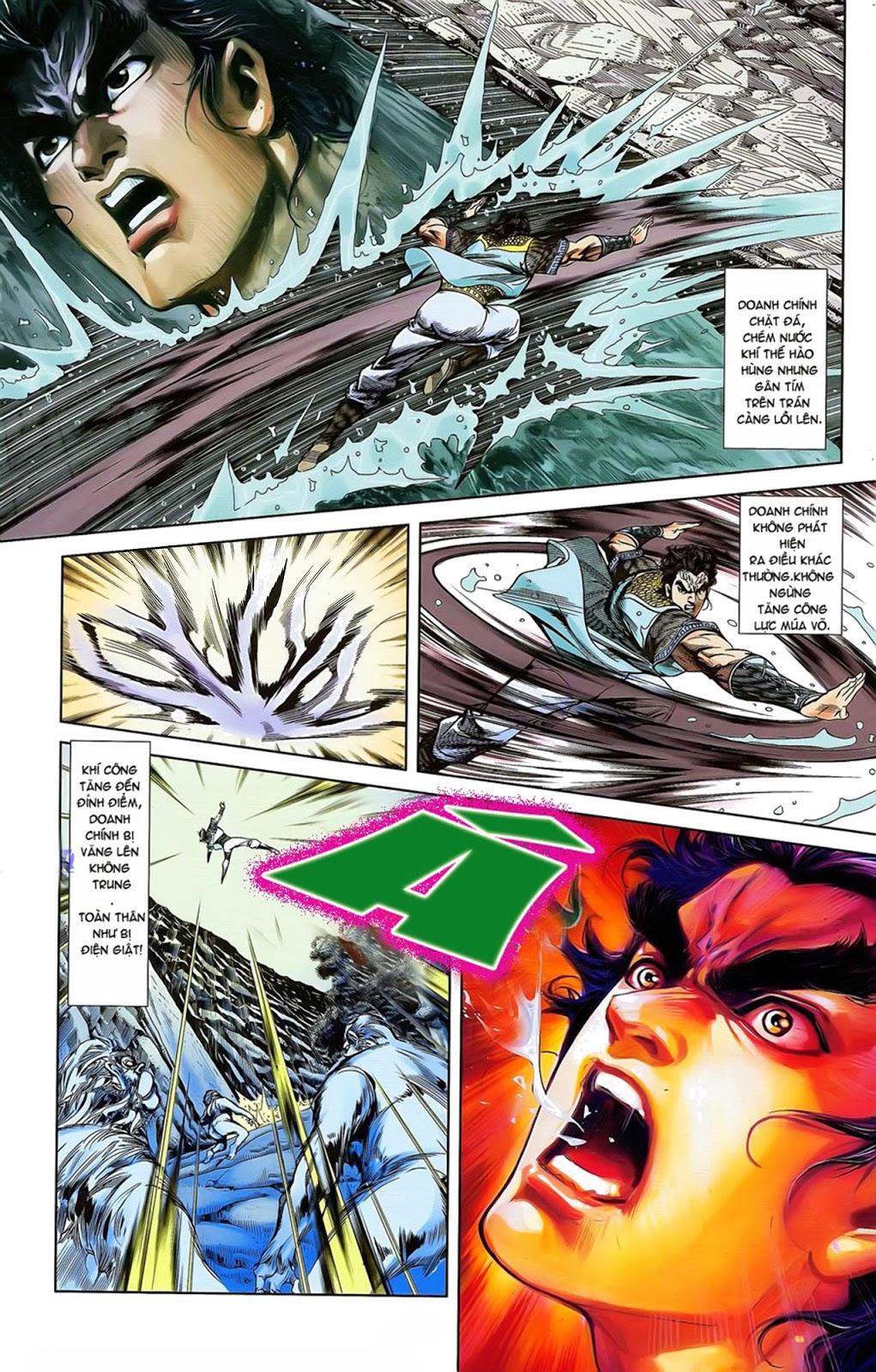 Tần Vương Doanh Chính chapter 15 trang 24