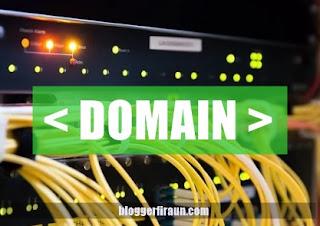 Cara Ganti Domain Blogspot