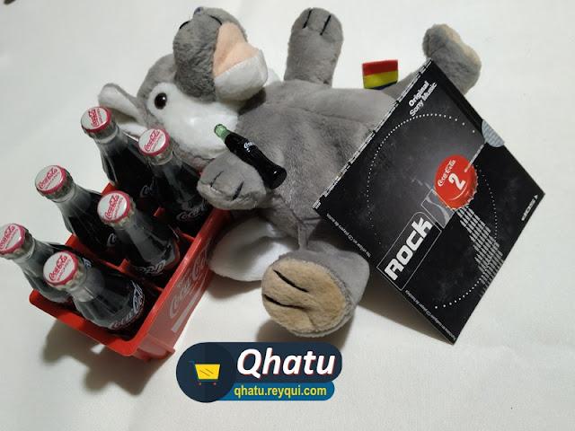 (Bs. 50) Combo Coca-Cola de colección