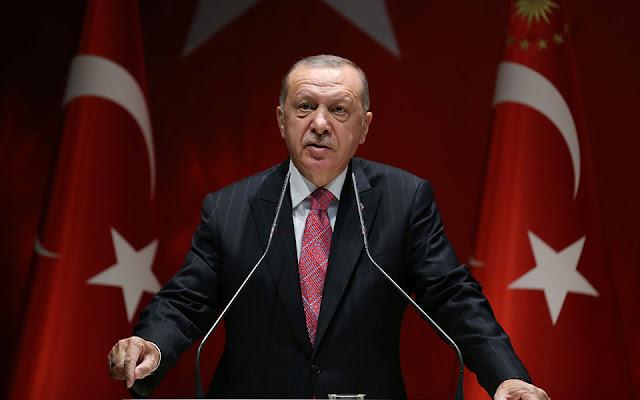 Ερντογάν: Δεν θα ζητήσουμε την άδεια των ΗΠΑ για τις δοκιμές των S-400