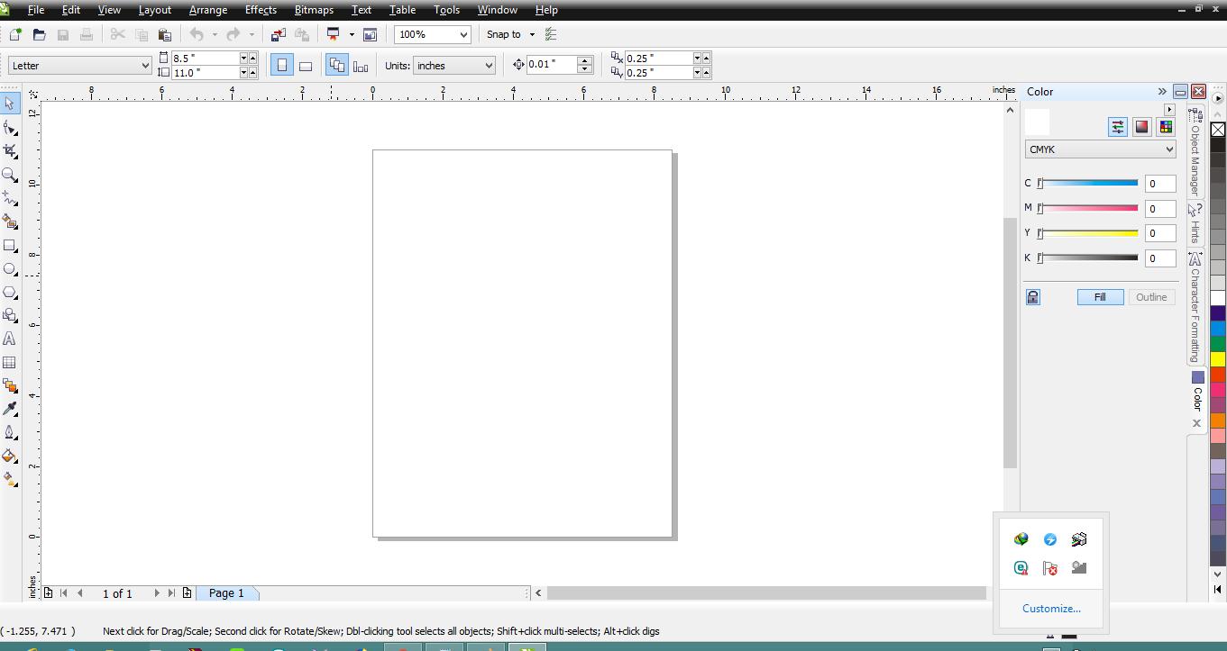 Cara Cepat Mengganti Background Foto Di Corel Draw Manyasah Ilmu