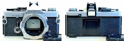 Olympus OM-2n (Chrome) Body #427