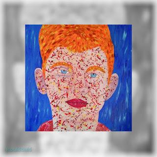 Πίνακας Χρήστου Αναστασόπουλου (Ginger boy)