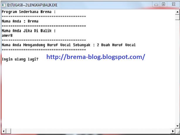 Cara Membuat Program Balik Nama Dari Pascal