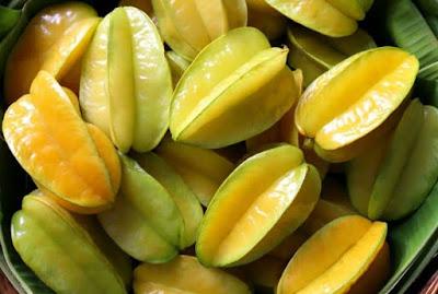 khasiat buah belimbing bintang untuk tubuh