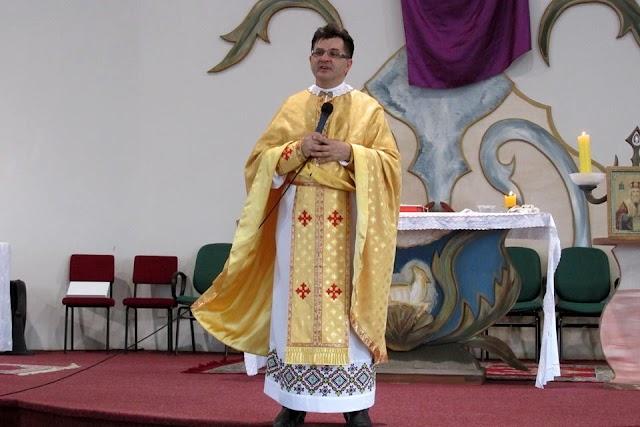 Aniversário de Padre Emerson