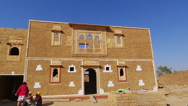 The Perfect 2 Days Jaisalmer Tour Itinerary, kuldhara village