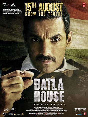 Batla House 2019 ORG Hindi HDRip 480p 400MB