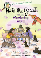 Nate the Great and the Wandering Word cover image