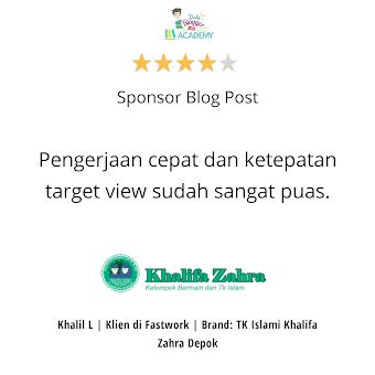 Sponsor Blog Post