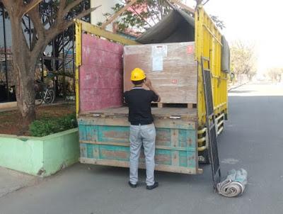 Jasa Angkutan Truk Jakarta Semarang