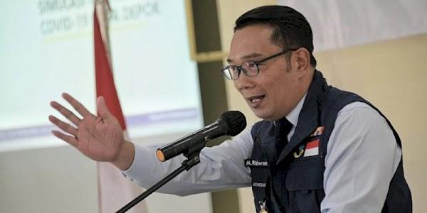 Ridwan Kamil Masuk Daftar Calon Ketua Partai, Demokrat Jabar: Itu Halusinasi Gerombolan Liar