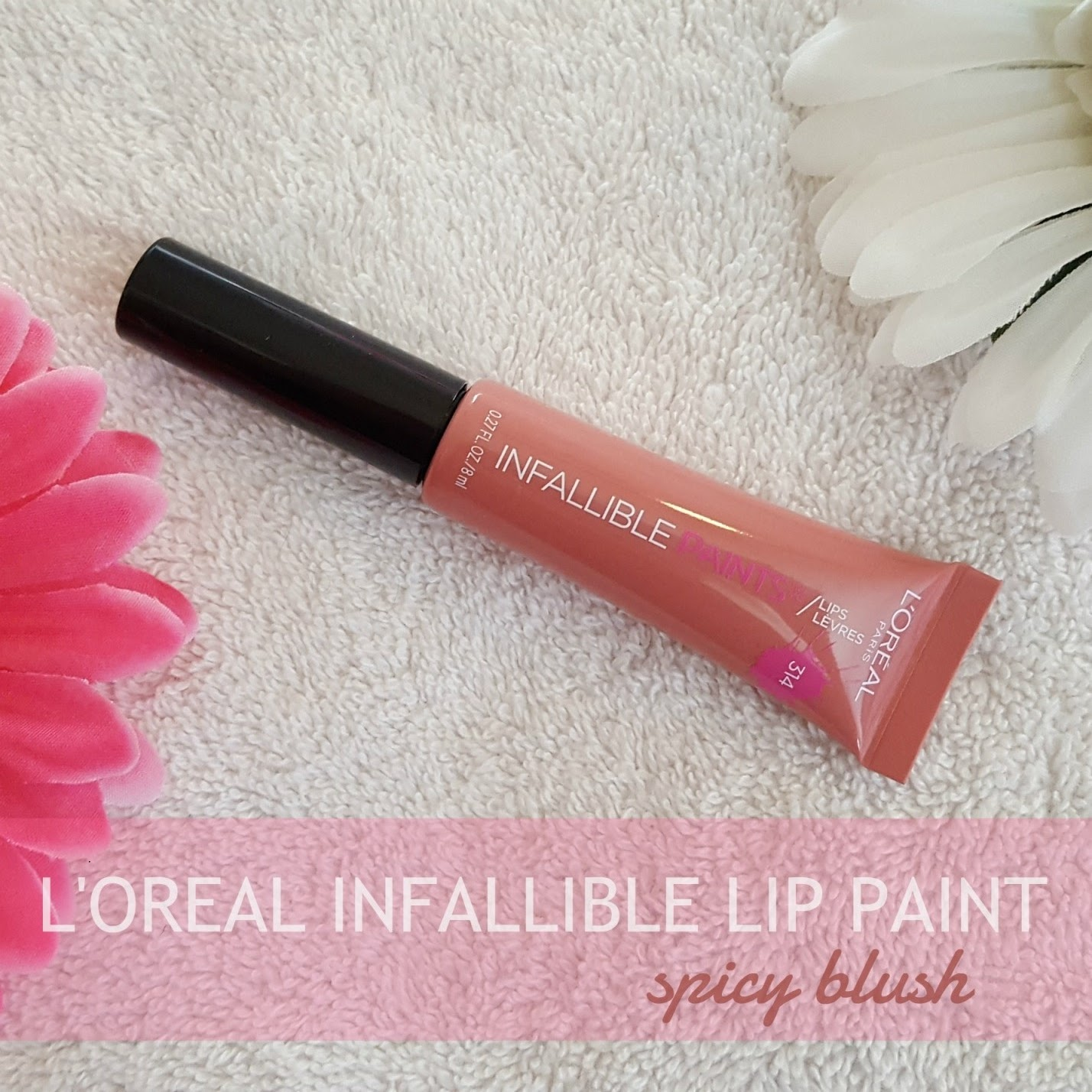 Infallible Paint Blush Palette by L'Oreal #16