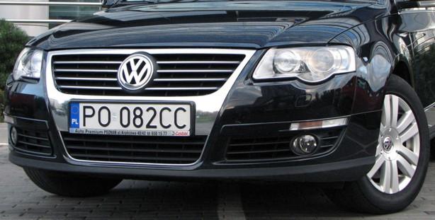nr rejestracja samochodu