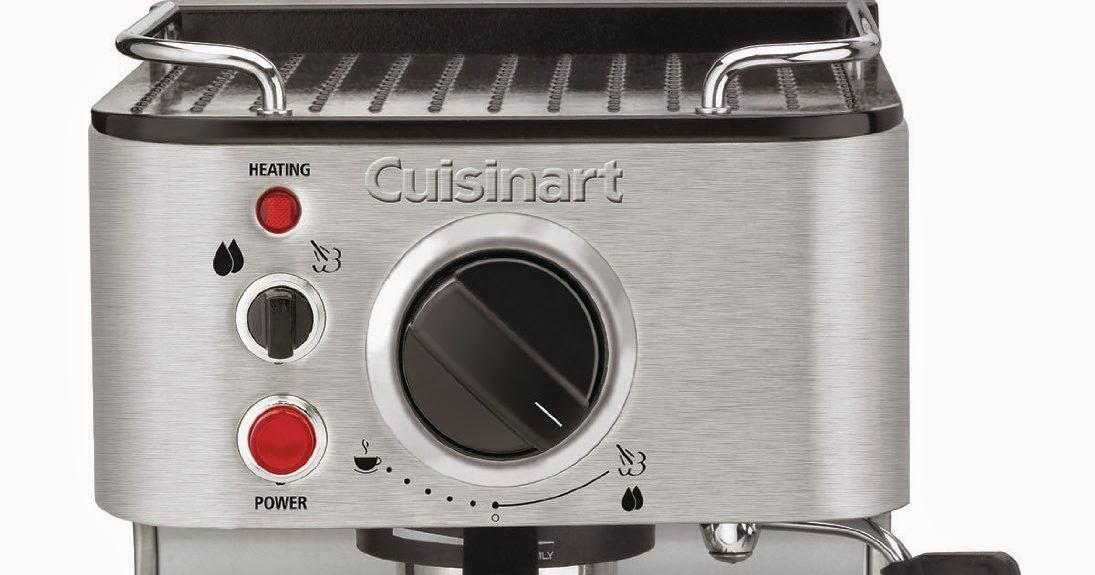 Home garden more cuisinart em 100 1000 watt 15 bar for Garden maker online