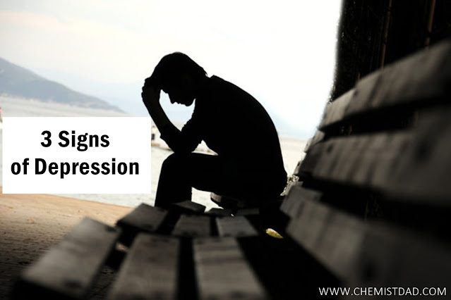 3 Signs of Depression