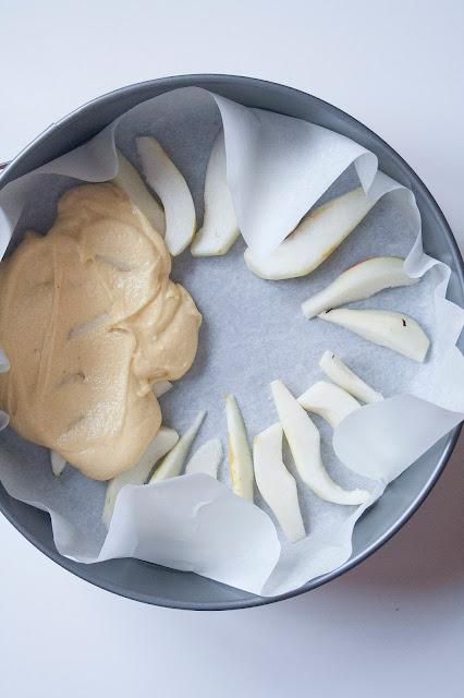 Torta di pere step 4