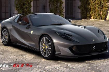 Ferrari 812 GTS Review