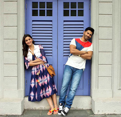 Badrinath Ki Dulhania Movie First Look Out
