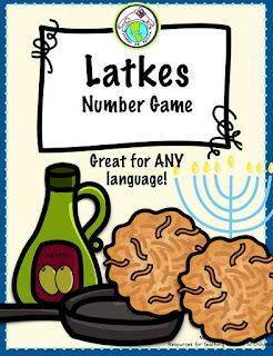 Hanukkah Latkes Game