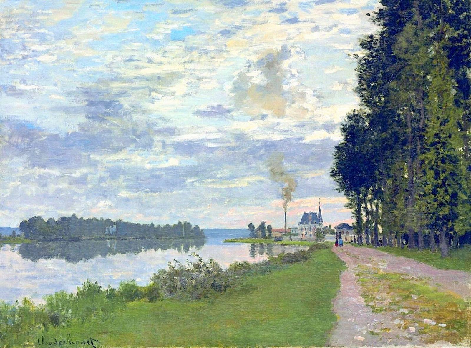Claude Monet | Impressionist / Plein air painter | Part. 5 | Tutt'Art@ |  Pittura • Scultura • Poesia • Musica
